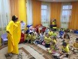 Разноцветная неделя. Желтый