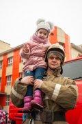 Пожарные в гостях у ребят Изумрудного города